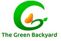 the green backyard logo